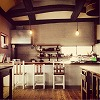 cafe watoto 小浜市忠野にある古民家カフェ。当工房からも近く、ランチおススメです!